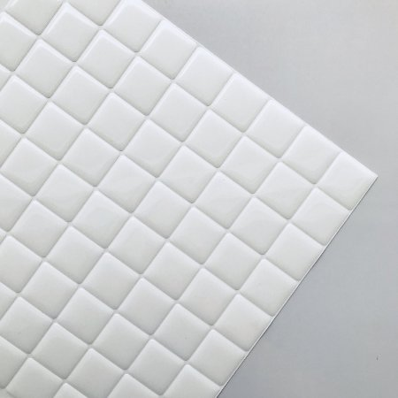 Pastilha Adesiva Resinada GLACÊ 20 x 20 cm