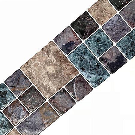 Pastilha Adesiva Resinada Concept Vivara 28 x 9 cm