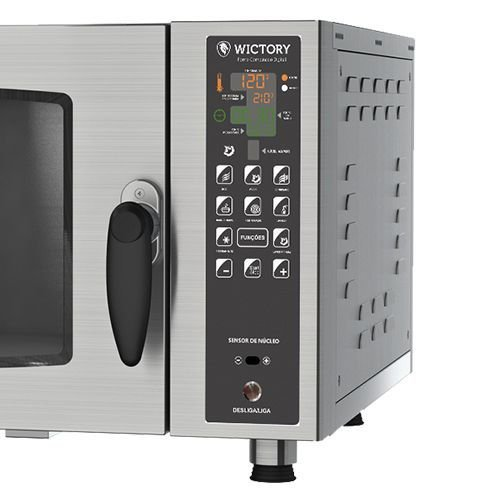 Forno Combinado Digital Wictory 3 Gns WCAA-03 Elétrico 220V