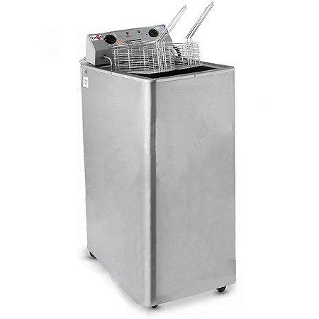 Fritadeira Elétrica Água E Óleo Dois Cestos Fao-3000 Potência 8500w - 220V