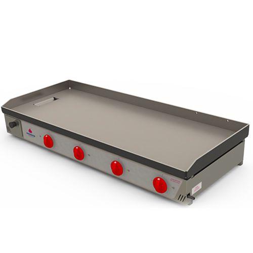 Chapa Bifeteira PR-1200 Progás Gás Industria 4 Queimadores