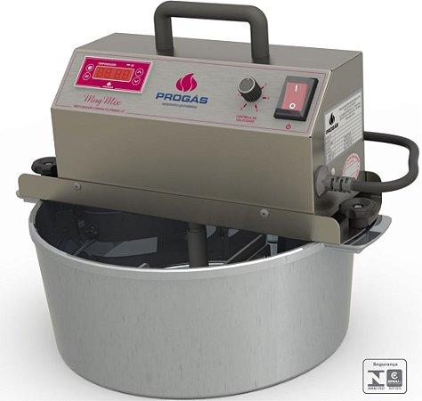 Misturador Mogmix 7 Litros Gás Prmog-07 Inox - Progás