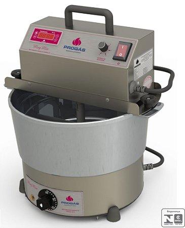 Misturador Mog Mix 7 Litros Elétrico Prmog-07E Inox - Progás