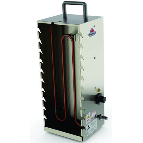 Churrasqueira para Espetinhos Elétrica 10 Espetos Progas PR-199 Portátil