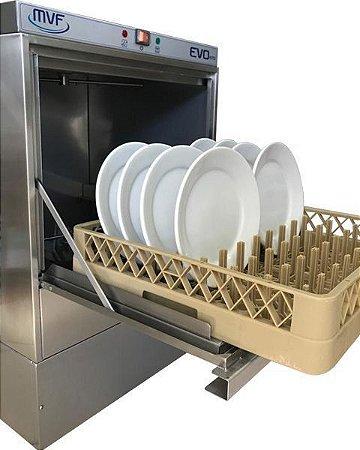 Kit 6 Racks para lavadora de louça Industrial 50x50 cm