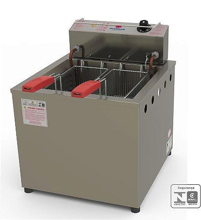 Fritadeira Elétrica Água E Óleo PR-100E 18 Litros PR-100
