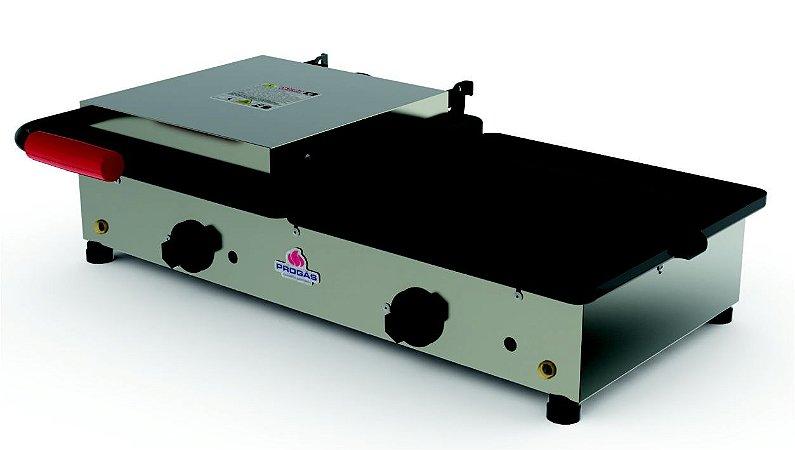 Sanduicheira Grill Industrial Elétrica Progás PR-700 EN