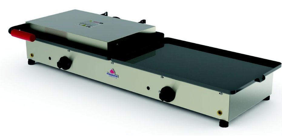 Sanduicheira Grill Industrial Elétrica Progás PR-950 EN