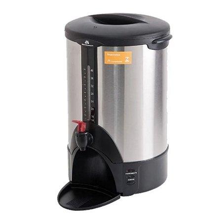 Cafeteira Automática 6 Litros Aço Escovado - Marchesoni