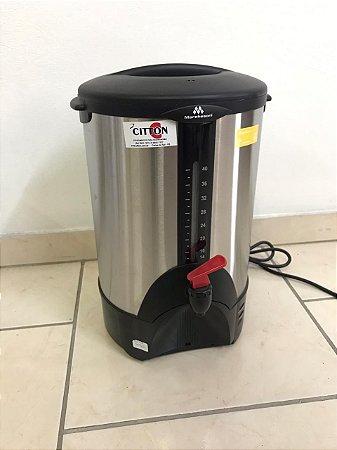 Cafeteira Automática 6 Litros Aço Escovado Marchesoni Seminova