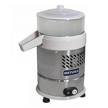 Extrator de Sucos Industrial ESP 0,25 CV Inox Metvisa