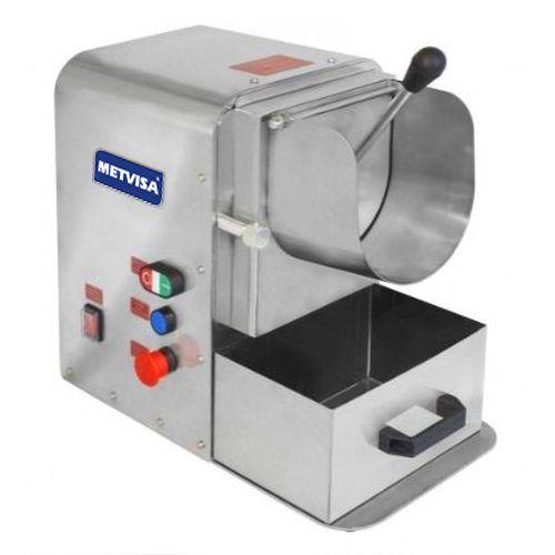 Ralador e Desfiador de Alimentos com 3 discos RDA Metvisa