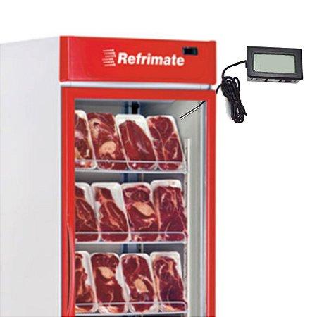 Termômetro Digital Mini P/freezer Te0402 Ferimte