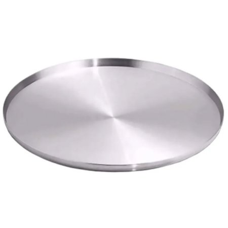 Forma para pizza 40 cm FO-120 Alumínio 1,5 mm Wallpan