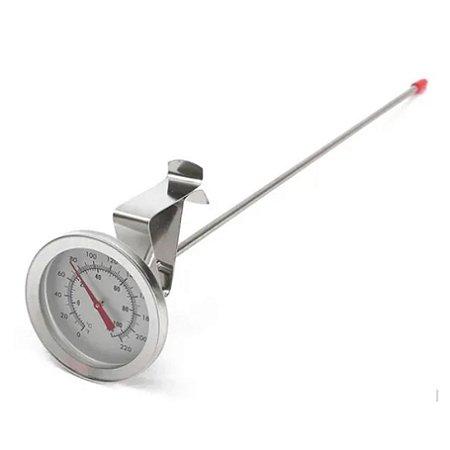 Termômetro De Espeto Analógico 30Cm Culinário Ref. Tc0070