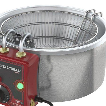 Tacho Fritador Elétrico TFRE3 - 220V - Metalcubas