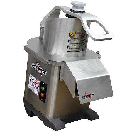 Processador de Alimentos Inox PAS-7L 220V - Skymsem