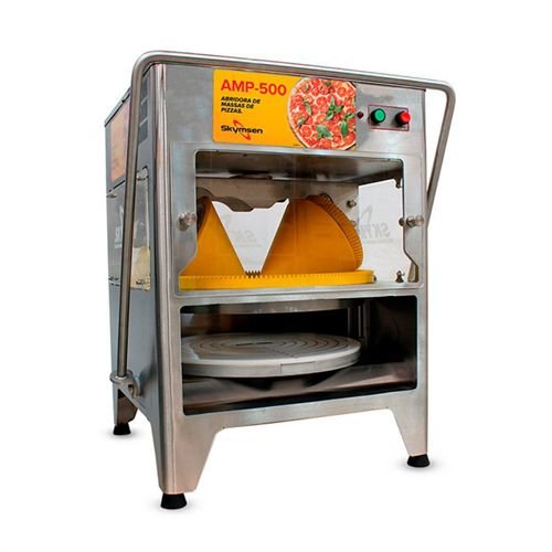 Abridora de Pizzas Elétrica 50 cm AMP-500 - Skymsem