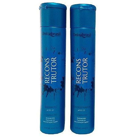 Reconstrutor - Shampoo 300ml + Condicionador 300ml