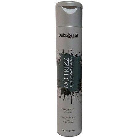 Shampoo No frizz 300ml - reduz volume e alinha os fios