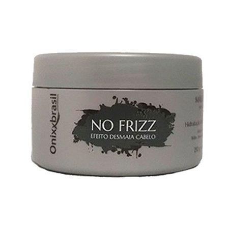 Mascara No frizz 250g - reduz volume e alinha os fios