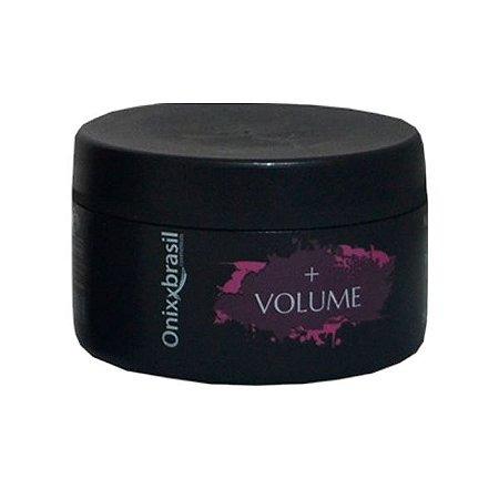 Mascara Mais Volume 250g - Promove mais volume, hidratação e nutrição