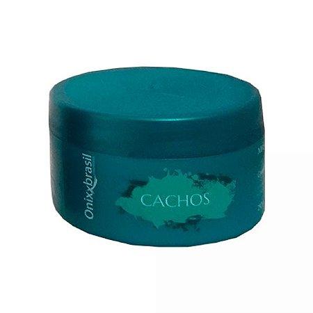 Mascara Cachos 250g - hidratação e nutrição - realça e ativa os cachos