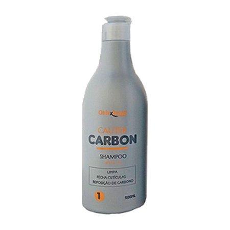 Shampoo Cauter Carbon 500ml