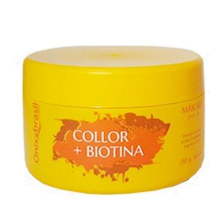 Máscara Collor + Biotina 250g