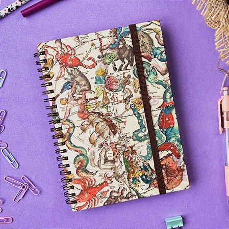 Sketchbook Criaturas Mitológicas do Zodíaco