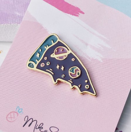 Pin Pizza Planet