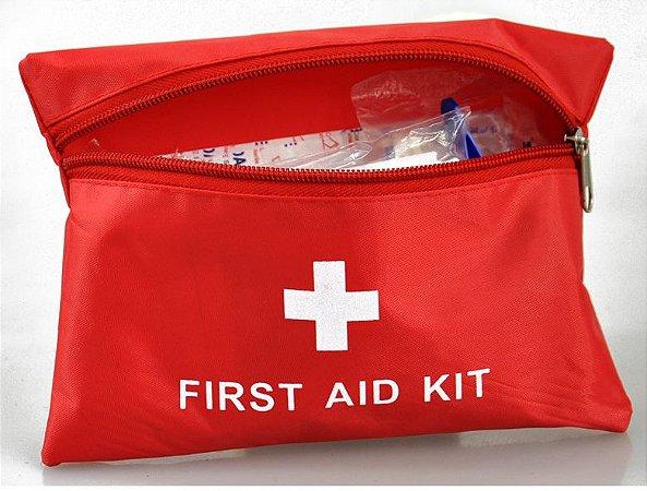 Kit de Primeiros Socorros a Prova D'agua