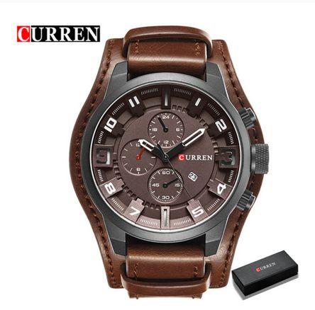 Relógio Curren Militar 8225