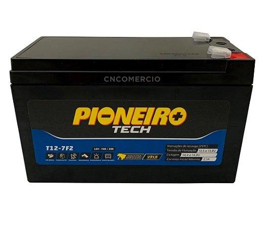 Bateria de nobreak pioneiro 12V – 7Ah/20h