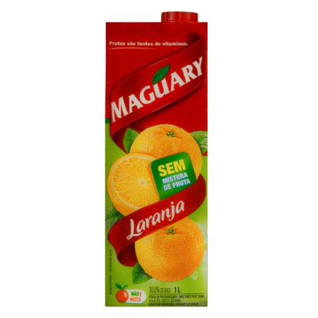 Suco Maguary 1L. Sabores