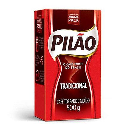 Café Pilão Tradicional 500gr.