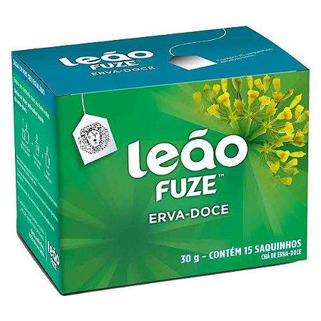 Chá Leão Sachê Erva Doce c/15 unid.