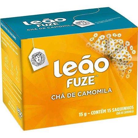 Chá Leão Sachê Camomila c/15 unid.
