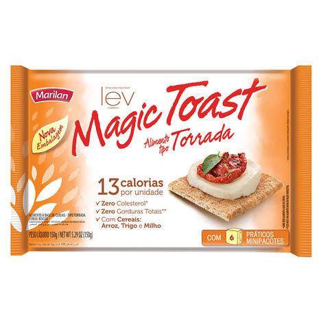 Torrada Magic Toast 6 x 24gr.
