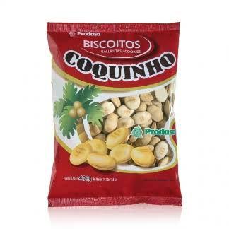 Biscoito Coquinho Prodasa 400gr.