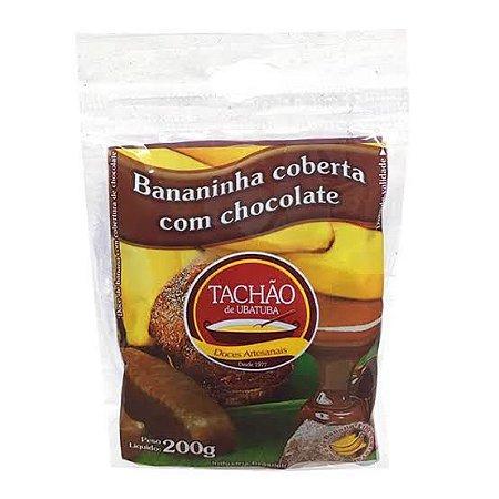 Bananinha Tachão c/ Chocolate 200gr.