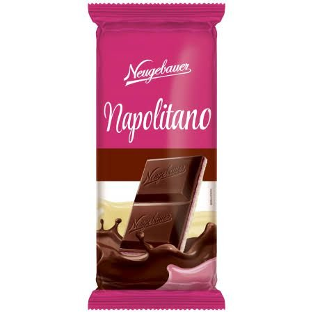 Chocolate Napolitano 70gr.