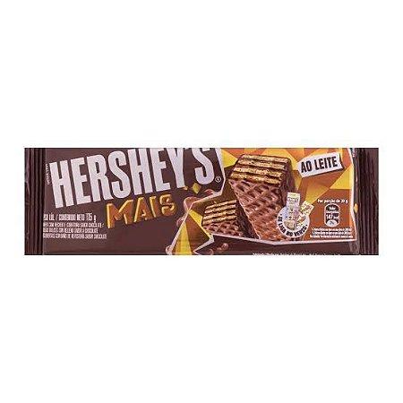 Chocolate Hershey's Mais Ao Leite 115gr.