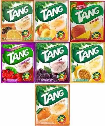Suco Tang c/ 15x25gr. Sabores