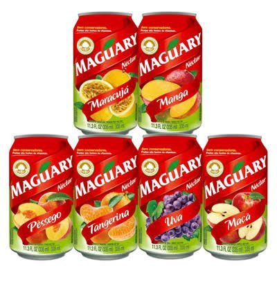 Suco Maguary 335ml Sabores