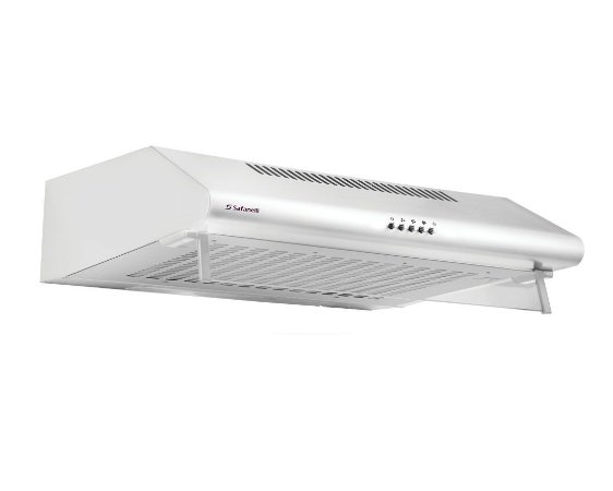 Depurador De Sobrepor Luxo Safanelli 60cm Branco