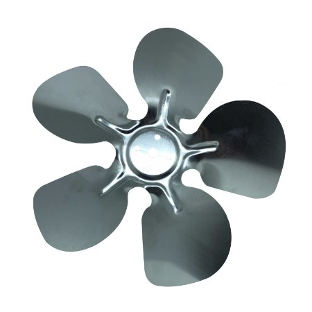 Hélice de Alumínio para Exaustor de Churrasqueira 150mm