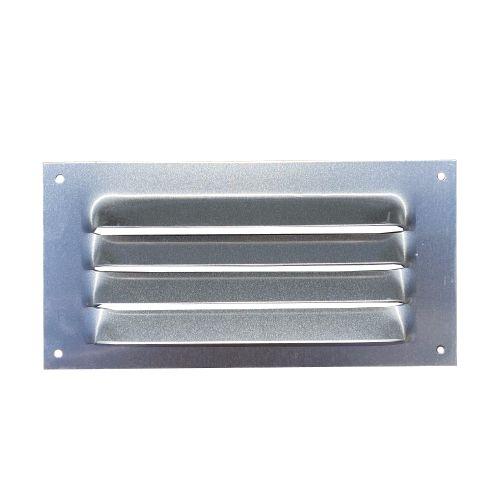 Grade De Ventilação De Alumínio Itc 20x10cm