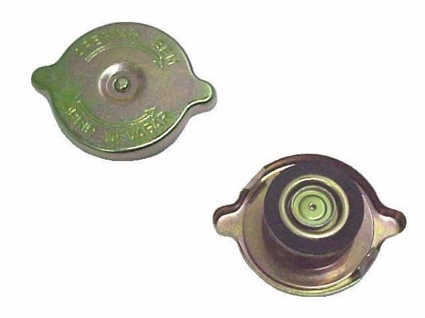 Tampa do Radiador de 7 Libras Ferro - Mercedes - 3445010315
