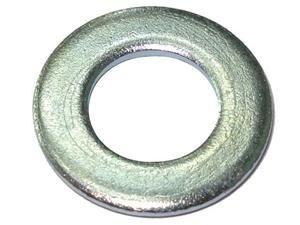 """Arruela Lisa-15x28x2.50 mm(1/2"""")/Ferro - 000125015012 - Diversos"""